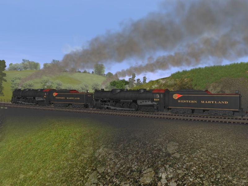 K&L Trainz Steam Locomotive pics! - Page 186