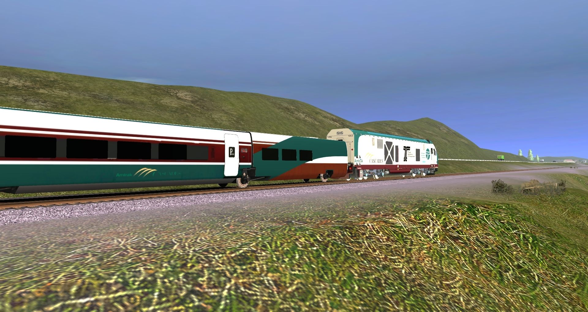 Show off your reskins! [Archive] - Page 27 - Trainz
