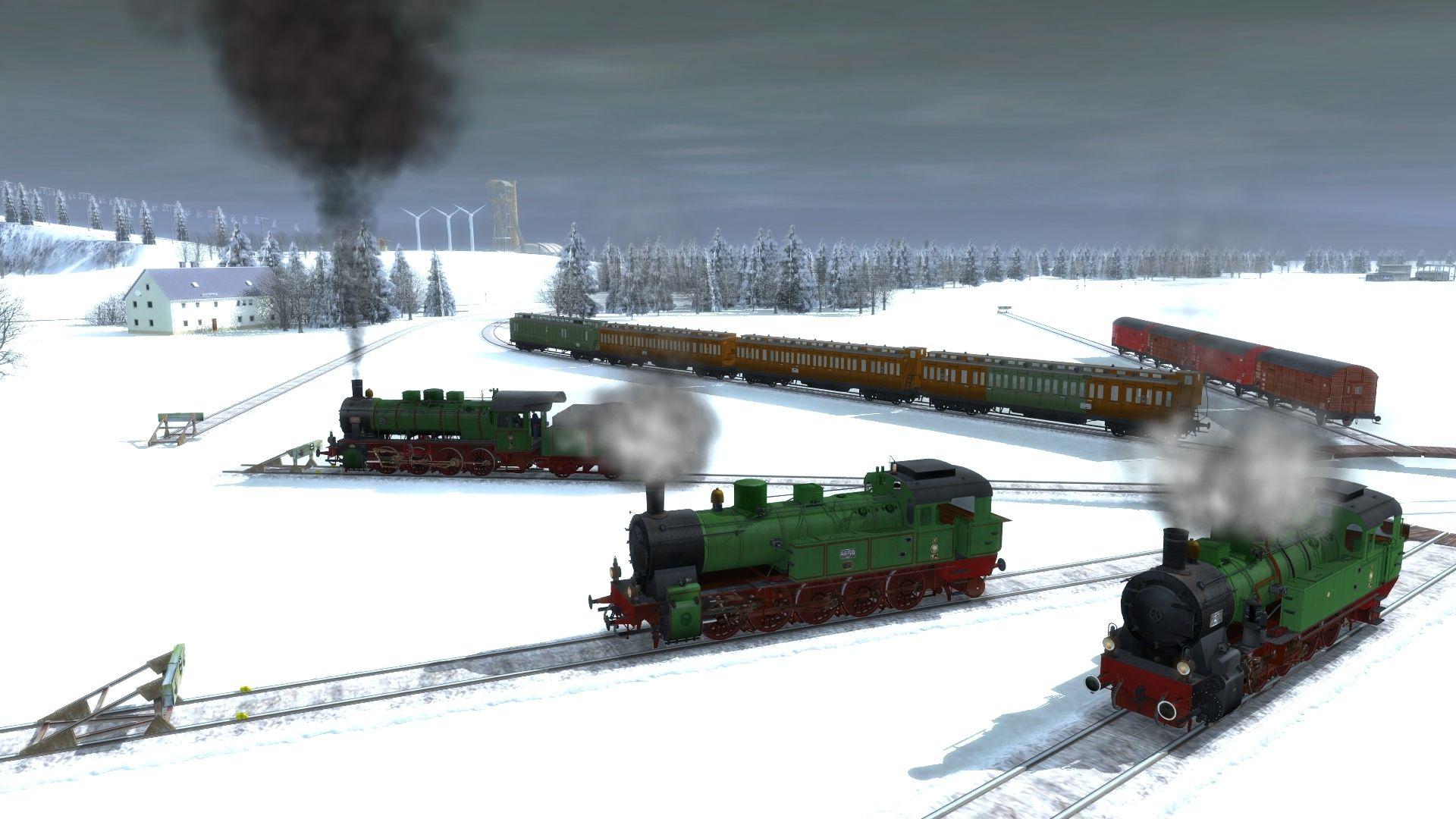 Prussian Railways