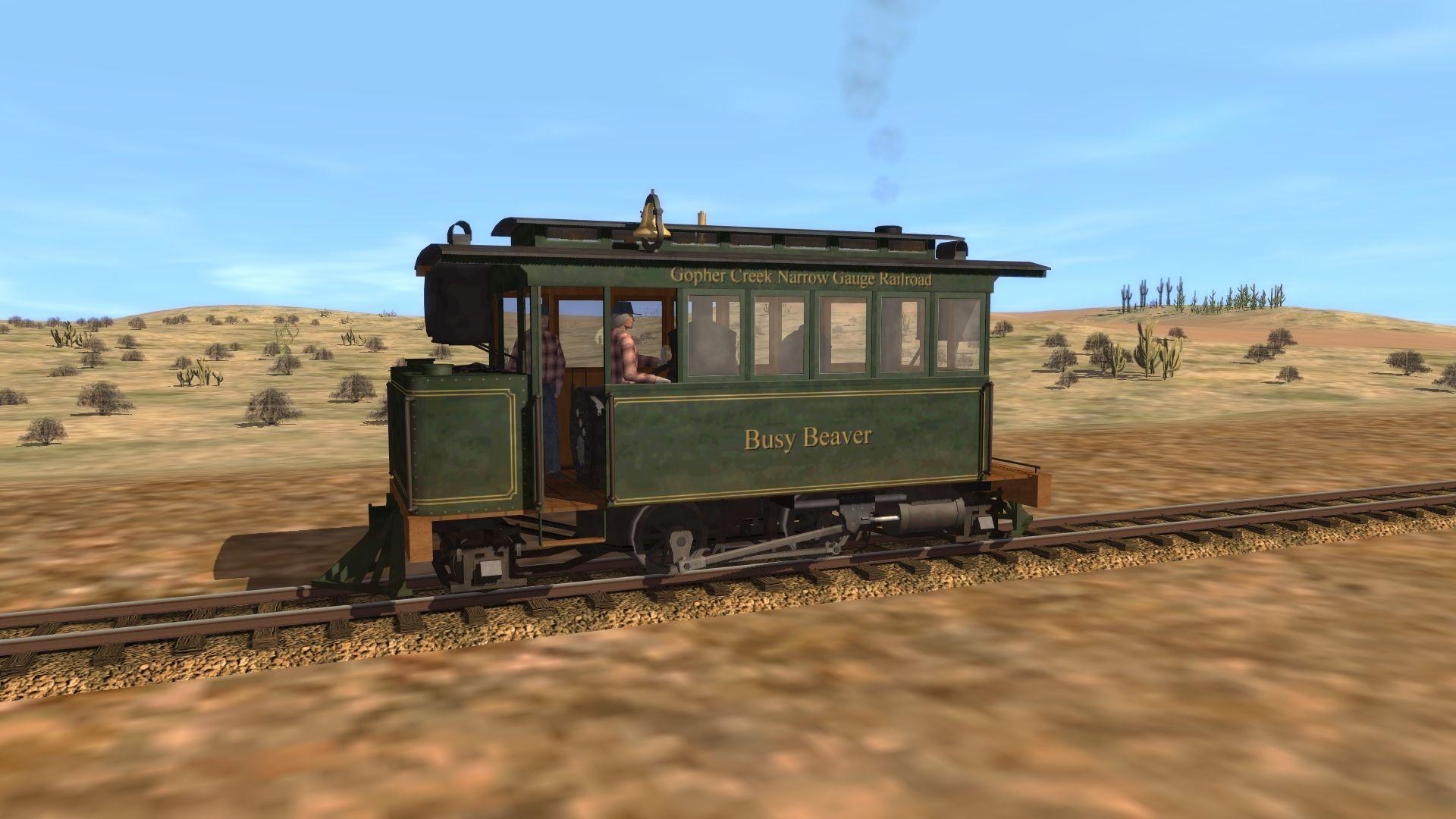 Narrow gauge screenshots