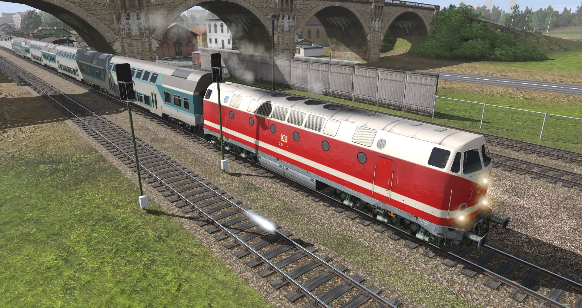Screenshots of European Trains - Page 704