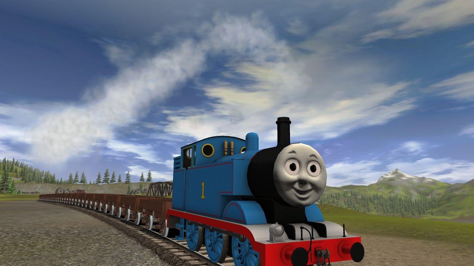 Thomas Trainz 2010 - 0425