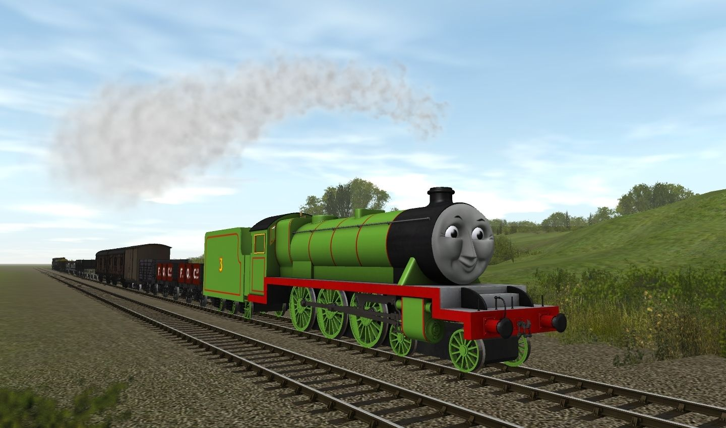 Thomas bremse van trainz downloads - doubttocgouja tk
