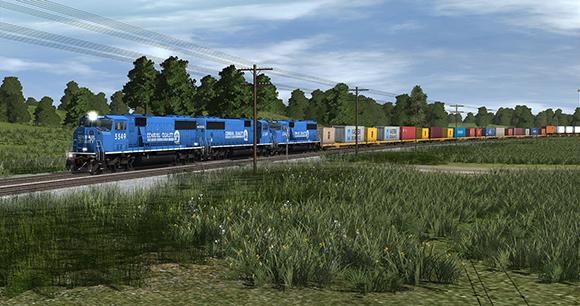 Build Trainz New Era