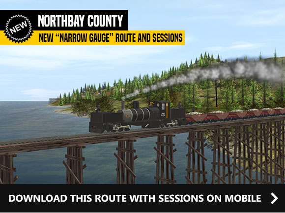 NARROW GAUGE ON MOBILE