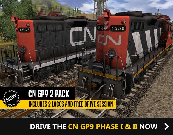 CN GP9 2 PACK