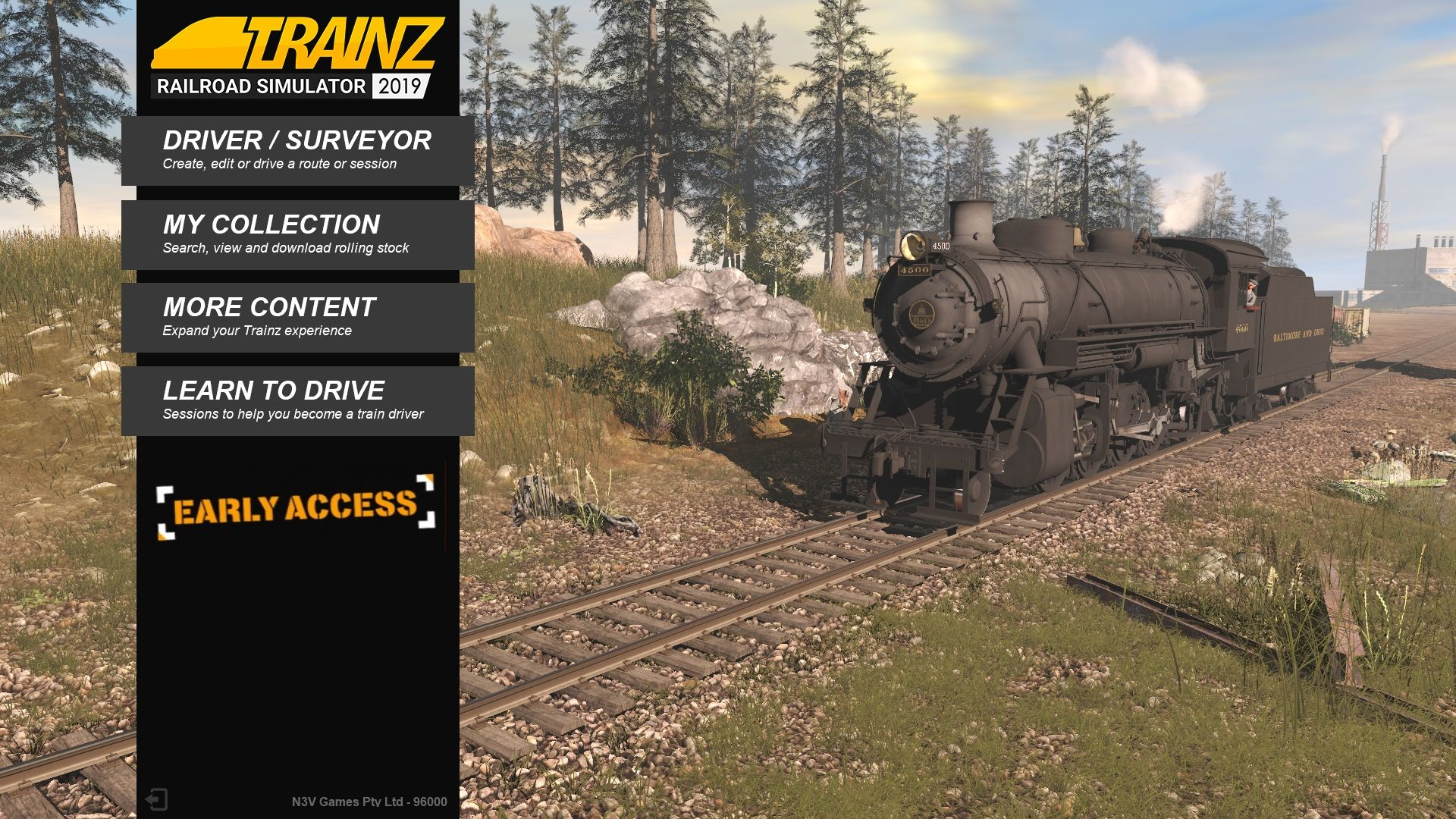 Trainz Amtrak Routes